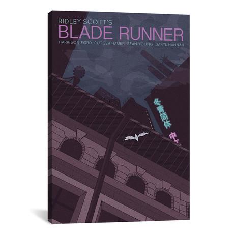 """Blade Runner (12""""W x 18""""H x 0.75""""D)"""