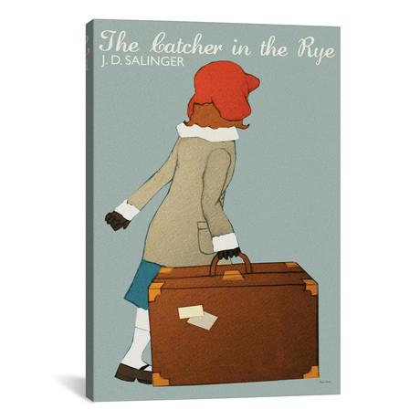 "Catcher In The Rye (12""W x 18""H x 0.75""D)"