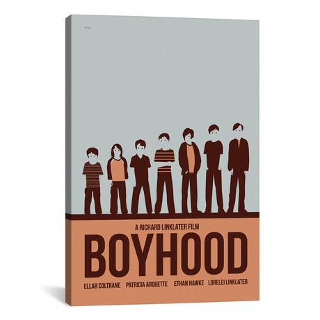 """Boyhood (12""""W x 18""""H x 0.75""""D)"""