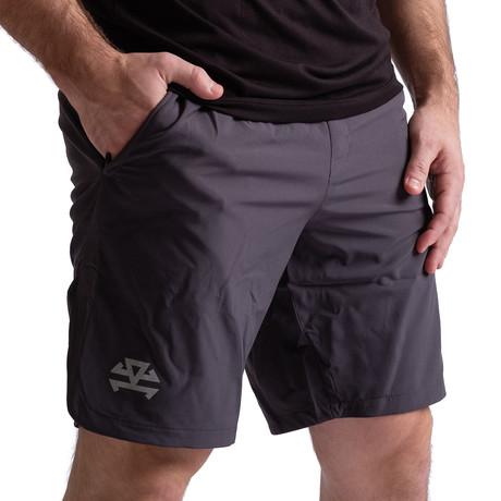 Men's RX Training Shorts // Carbon Black (XXS)