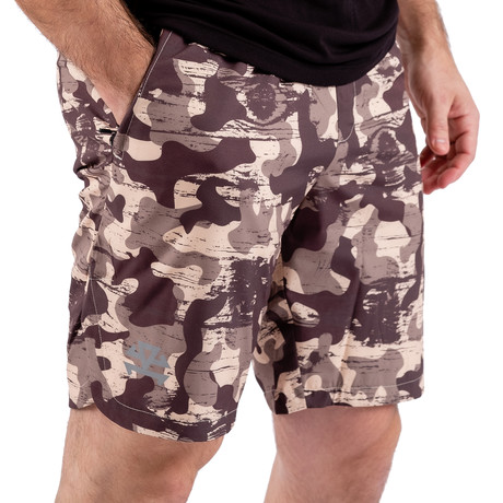 Men's RX Training Shorts // Camo Print (XXS)