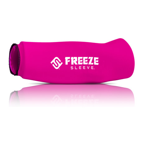 Freeze Sleeve // Hot Pink (Small)