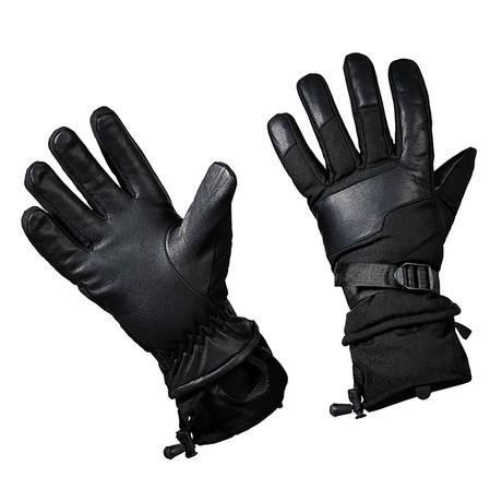 Cedar Gloves // Black (S)