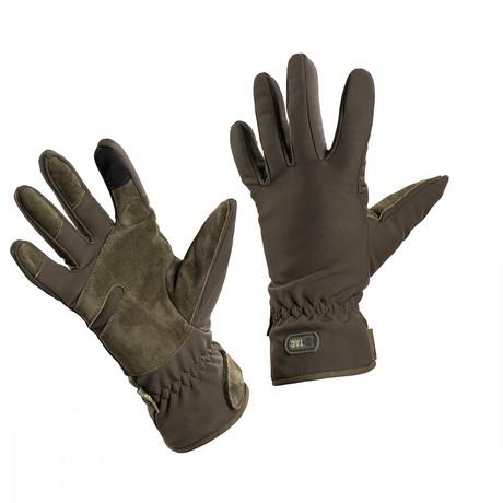Glacier Gloves // Olive (S)