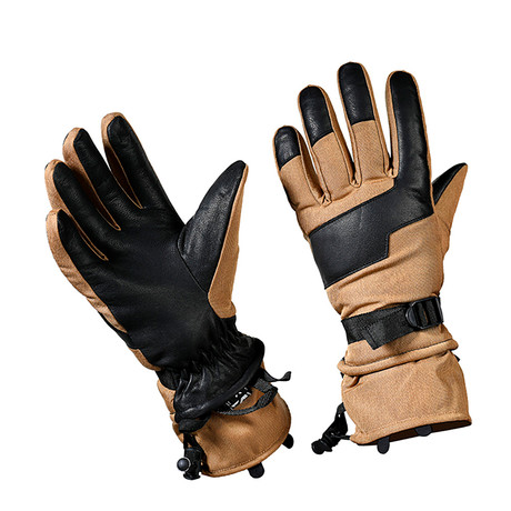 Maple Gloves // Coyote (S)