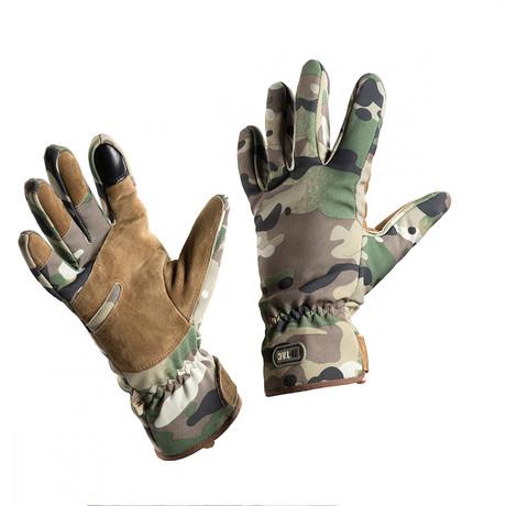 Pine Gloves // Multicolor (S)
