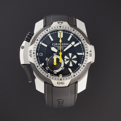 Graham Chronofighter ProDive Automatic // 2CDAV.B02A // Store Display