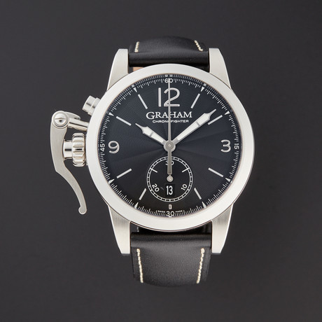Graham Chronofighter 1695 Automatic // 2CXAS.B05A // Store Display