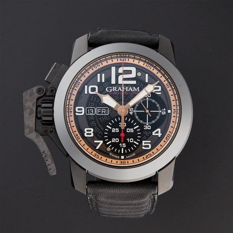 Graham Chronofighter Oversize Automatic // 2CCAU.B31A // Store Display