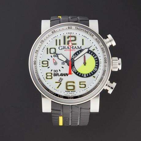 Graham Trackmaster Year One Brawn GP Chronograph Automatic // 2BRYO.W01A // Store Display