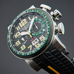 Graham Silverstone Stowe GMT Chronograph Automatic // 2BLCH.B33A // Store Display