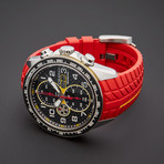 Graham Silverstone RS Racing Chronograph Automatic // 2STEA.B15A // Store Display