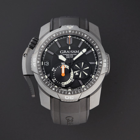 Graham Chronofighter ProDive Automatic // 2CDAB.B02A.T // Store Display