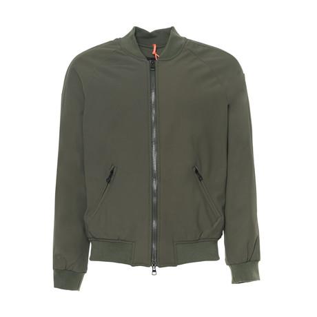 Bomber Jacket // Army Green (S)