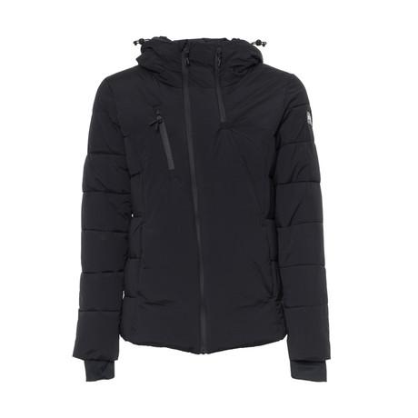 Puffer Coat V2 // Black (S)