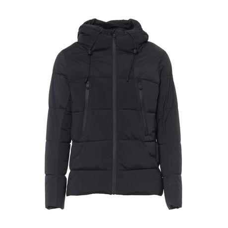Puffer Coat V1 // Black (S)