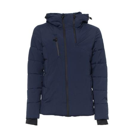 Puffer Coat V2 // Navy (S)