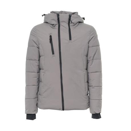 Puffer Coat // Gray (S)