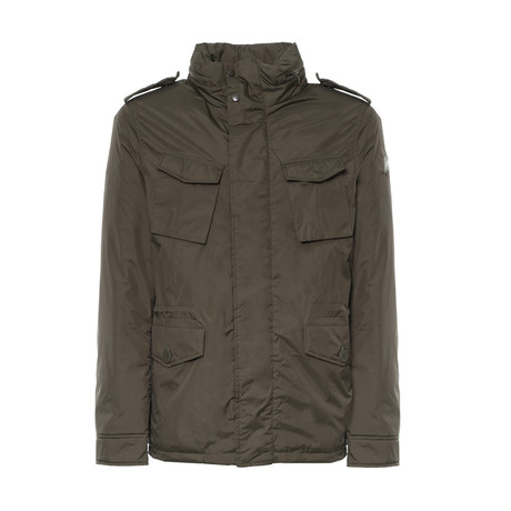 Military Jacket // Army Green (S)