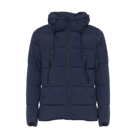 Puffer Coat V1 // Navy (S)