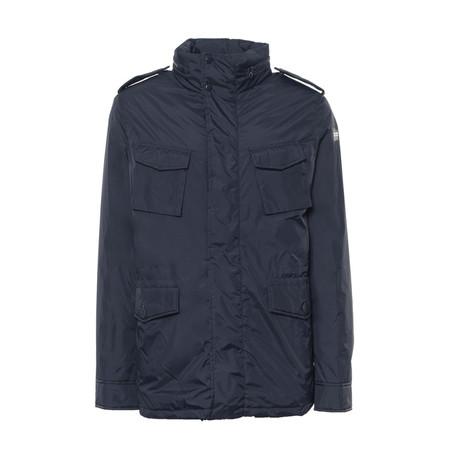 Military Jacket // Navy (S)
