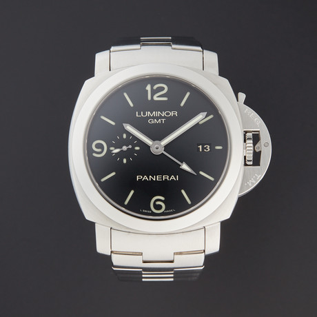 Panerai Luminor 1950 GMT Automatic // PAM 329 // Pre-Owned