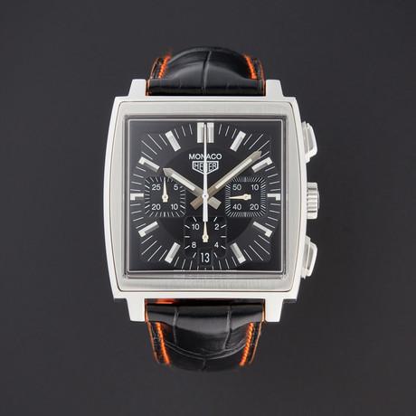 Tag Heuer Monaco Chronograph Automatic // CS2111 // Pre-Owned