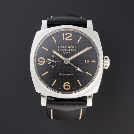 Panerai Radiomir 1940 3 Days GMT Automatic // PAM 627 // Pre-Owned