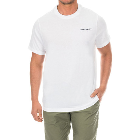 Golf T-Shirt // White (Small)