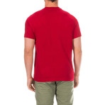 Golf T-Shirt // Red (XX-Large)