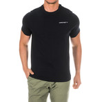 Golf T-Shirt // Black (Large)