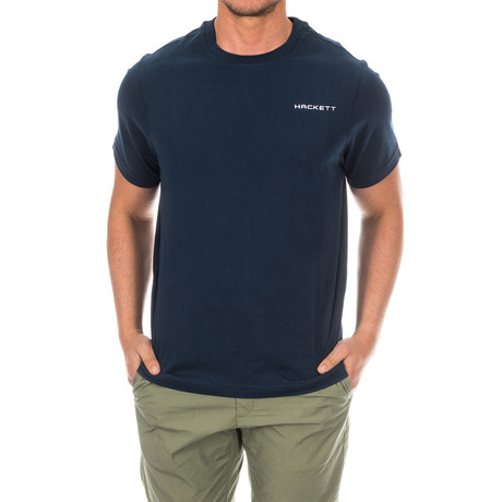 Golf T-Shirt // Marine (Small)