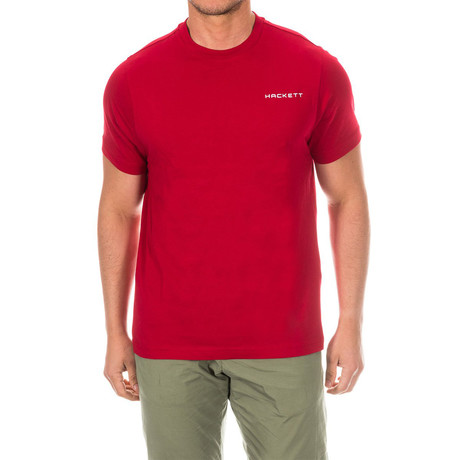 Golf T-Shirt // Red (Small)