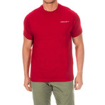 Golf T-Shirt // Red (Large)
