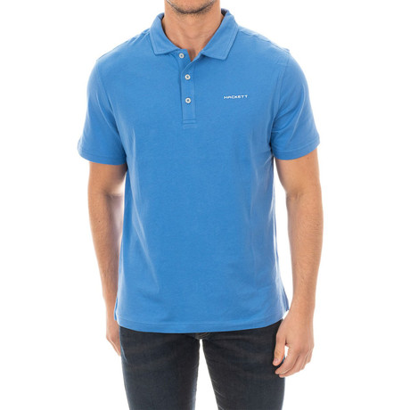 Golf Polo // Blue (Small)