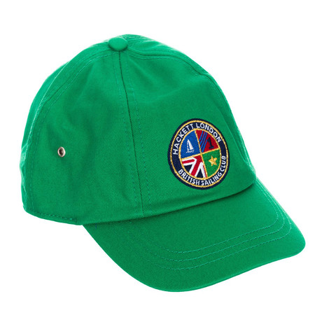 Sailing Club Cap // Green