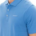 Golf Polo // Blue (Small)