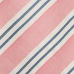 Striped Tie // Pink
