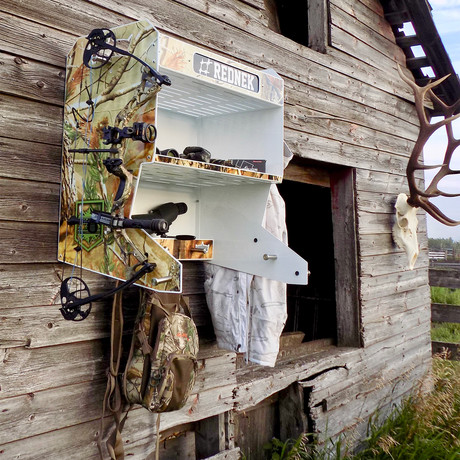 On-Wall Locker