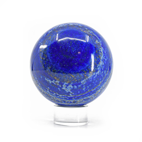 Lapis // Natural Crystal Sphere