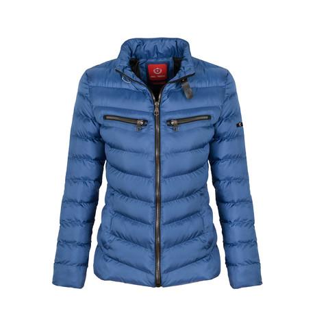 Winter Coat // Indigo (S)