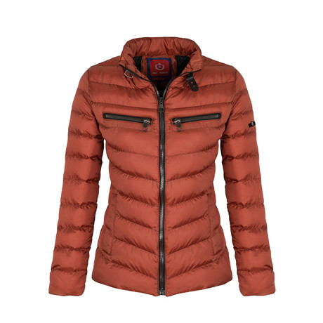 Winter Coat // Brick (S)
