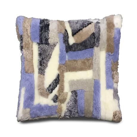 """Bariloche Pillow Cover // Multicolor #1 (13""""L x 21""""W)"""