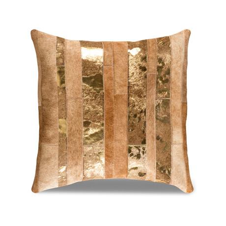 """Ballet Pillow Cover // Pyrite (13""""L x 21""""W)"""