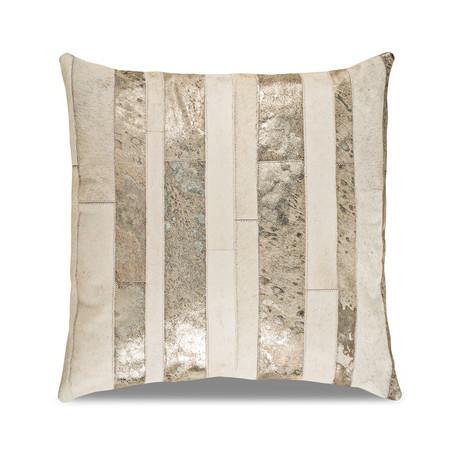 """Ballet Pillow Cover // Platinum (13""""L x 21""""W)"""