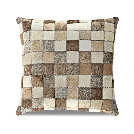 """Samba Pillow Cover // Mink (13""""L x 21""""W)"""