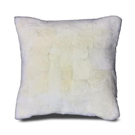 """Bariloche Pillow Cover // Natural (13""""L x 21""""W)"""