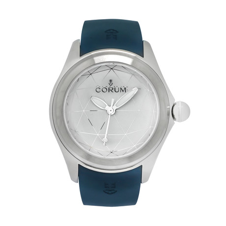 Corum Bubble 47 Origami Automatic // 082.310.20/0373 OR01 // Store Display