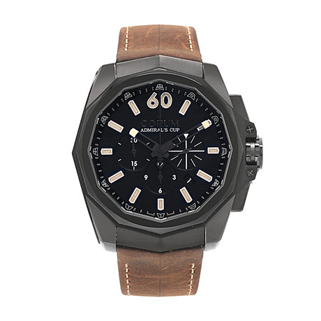 Corum Admiral's Cup AC-1 45 Chronograph Automatic // 132.212.95/0F01 AN20 // Store Display