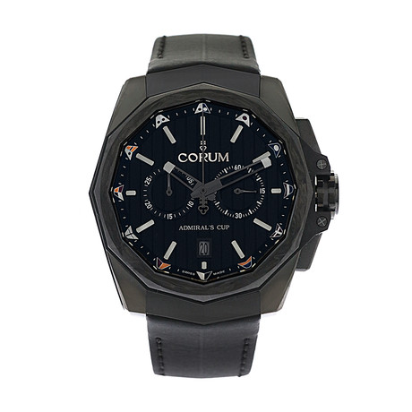 Corum Admiral's Cup AC-1 45 Chronograph Automatic // 116.101.36/0F61 AN20 // Store Display